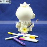 Hand Painting Kidrobot Munny World Soft PVC vinyl toys, Wholesale Blank Munny World Soft PVC vinyl toys