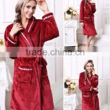 2015 newest Winter Women/Men Pajama for Robe