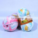 Wool and Acrylic Yarn Hand Knitting Yarn baby yarn