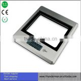 10kg Electronic food weighing scale with tempered glass platform for food,vegetable,fruit