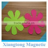 Beautiful Flower Car Magnet Sticker/ Magnetic Car Sticker