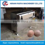 2016 hot sale coconut trimming machine/coconut shelling machine