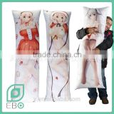 Anime pillow cover body pillow Christmas girl most popular adult cartoon sex picture custom make to order                                                                         Quality Choice