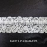 Beautiful blooming flower nylon lace(03062#)