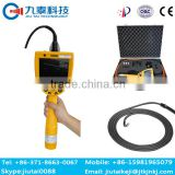 GT- 08E video endoscope plumbing pipe inspection camera for pipe|plumbing video inspection camera