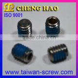 Taiwan Export Swivel Ball-bearing Point Set Screws