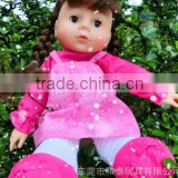 Will blink, can comb the hair of the doll cute girl baby toys baby gift
