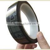 Cleanroom ESD Conductive Black Grid Tape