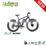 Easy-go 350w brushless(8fun) electric bicycle motor with 36v Samsung battery pass EN15194 certificate