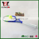 Carbon & aluminium in one piece tennis racket OEM