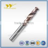 3D Internal Coolant Tungsten Solid Carbide Twist Drill Bit for Stainless Steel Machining