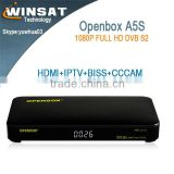 free pron movie tv satelite receiver DVB-S2 set top box Opembox A5S Youbute watching for European countries
