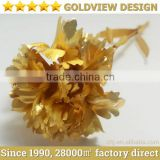 nice 24k gold carnation flower for mother's day gift