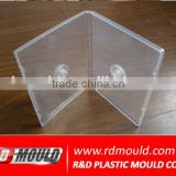 Hot sale plastic injection DVD box mould