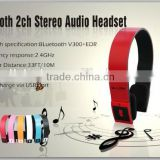 Factory direct supply!DL-LINK Multi- Functional Wireless Bluetooth Stereo Headset,Hot sells