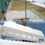 Energy-saving European Standard icf insulated concrete forms foam block blocking for Insulation and Sound Absorption