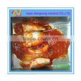 produce factory of 155g canned mackerel fish in tomato sauce(ZNMT0037)