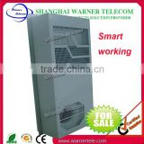 telecom industrial 48VDC 220VAC solar air conditioner cooler for outdoor telecom battery cabinet shelter