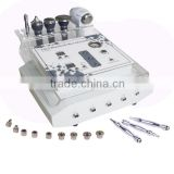 3 in 1 portable diamond peeling/dermabrasion peeling/ultrasound skin peel/dermabrasion beauty machine