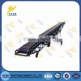 China high efficiency small sand stone inclined Belt Conveyor for sale