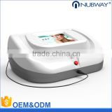 Skin Red Capillaries Treatment Redness Spider Vein Removal 980nm spider vein removal machine vascular remover