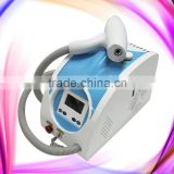 Tattoo Removal Laser Machine 12x12mm Back Hair Removal ND YAG. Diode Laser Tattoo Vascular Hori Naevus Removal Therapy Removal Beauty Machine FB D006 Wrinkle Removal Men Hairline Pigmented Lesions Treatment