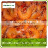 High Quality Product Raw Frozen White Vannamei Shrimp