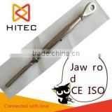 CE and ISO certificate stainless steel AISI 316 close body turnbuckle eye terminal rigging screw for construction