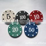 4g Promotion Poker Chip
