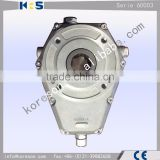 INquiry about Group 2 serie 60000 type 60003-5 gearbox