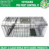Live Animal Trap Catch Release Humane Rodent Cage for Rabbits, Stray Cat, Squirrel, Raccoon, Mole, Gopher, Chicken, Opossum