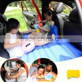 Factory Direct EN71 PVC High Quality Travel Car Bed, Inflatable Air Car Mattess, Portable Folding Car Inflatable Mattress