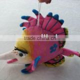 plush fish /sea animal toy/soft children toy