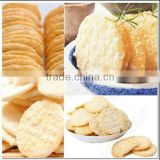 HACCP Puffed Sweet Snow rice cracker