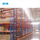 Hot sell Industrial warehouse storage first-class steel heavy duty pallet rack with service system