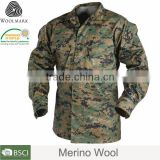 Merino wool military uniform wholesale popular US navy uniforms