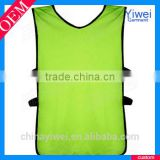 football soccer training vests bibs