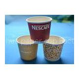 16oz / 20oz Starbucks Paper Cups Disposable Coffee Cups With Lids And Sleeves