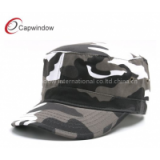 Velcro Strap Camouflage Baseball Hats Closure Army with Cotto