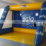 Sealed inflatable soccer shoot/inflatable soccer goal