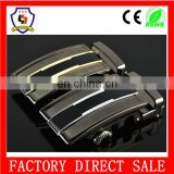 Factory price and free samples silver and gold colors simple belt buckles (HH-buckle-179)