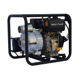 Belon Power 3 inch trash pump 3inch sewage pump 3 inch diesel slash pump