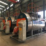 Automatic 1- 20 ton Industrial Oil Gas Fired Steam Boiler Price for Textile Mill / Food Industry / Garment Factory