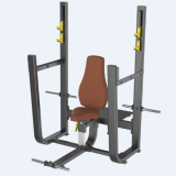 CM-933 Seated Shoulder Press Shoulder Machine Gym