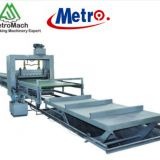 Woodworking Plywood Assemble Line Paving Machine