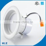 "Canada standard dimmable 4"" 5"" 6"" ceiling light fixture recessed lamp warm white led retrofit kit 9w 4"" 5000k round led downligh                                                                         Quality Choice"