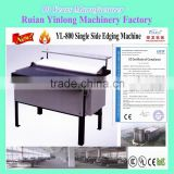 Single Folding Side Machine YL-DB-800,leather and gift box folding machine,manual folding machine