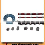 Diamond wire cutting tools for granite wire saw                                                                                                         Supplier's Choice