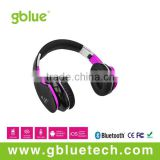 Gblue PC ,computer , tablet pc gblue bluetooth headphones, Foldable bluetooth headphone- G1