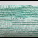 Chinese factory manufacturer black or green anti hail net plain weave